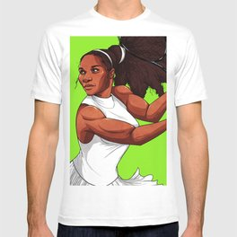 Queen Serena T-shirt
