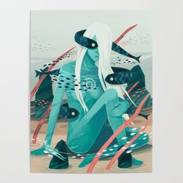 Heavy water Poster