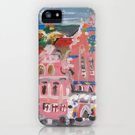 Houses of the Blackheads I iPhone Case