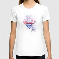 superman T-shirts featuring Superman by emegi