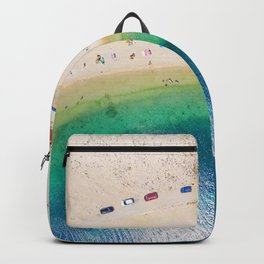Meet you at the beach Backpack