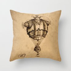 #16 Throw Pillow