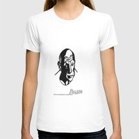 picasso T-shirts featuring Picasso  by April Delgado / Illustrator