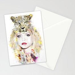 Blondleopard Stationery Cards