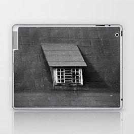 Old Roof Window 6680 Laptop & iPad Skin