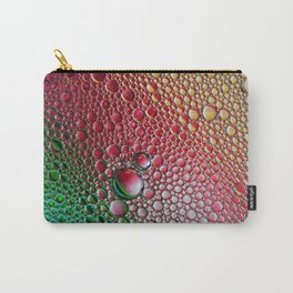 Colorful bubbles pattern Carry-All Pouch
