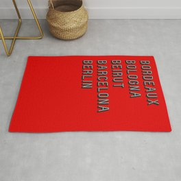 Join the Journey – Berlin Rug