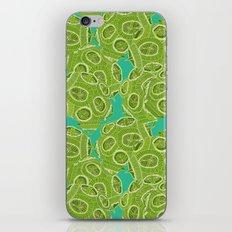 ocean algae iPhone & iPod Skin