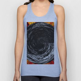 black channel reconstruction Unisex Tank Top