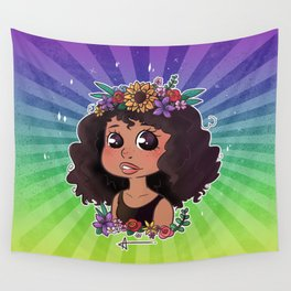Little Queen Wall Tapestry