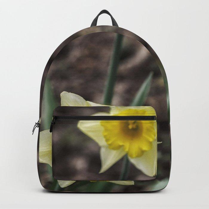 Spring Daffodil Backpack