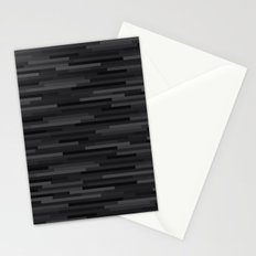 Black Estival Mirage Stationery Cards