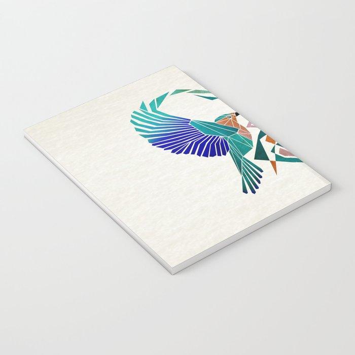 couple of blue birds Notebook