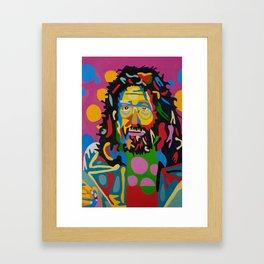 JERRY Framed Art Print