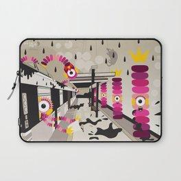 downtown train Laptop Sleeve