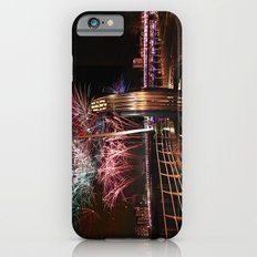 Fireworks at Swansea SA1 Slim Case iPhone 6s