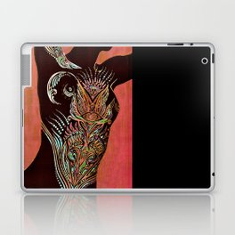 Liquid Gold of Night Laptop & iPad Skin