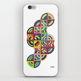 Concentric iPhone Skin