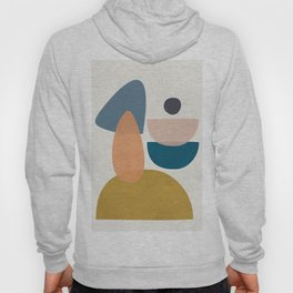 Free Abstract Shapes I Hoody
