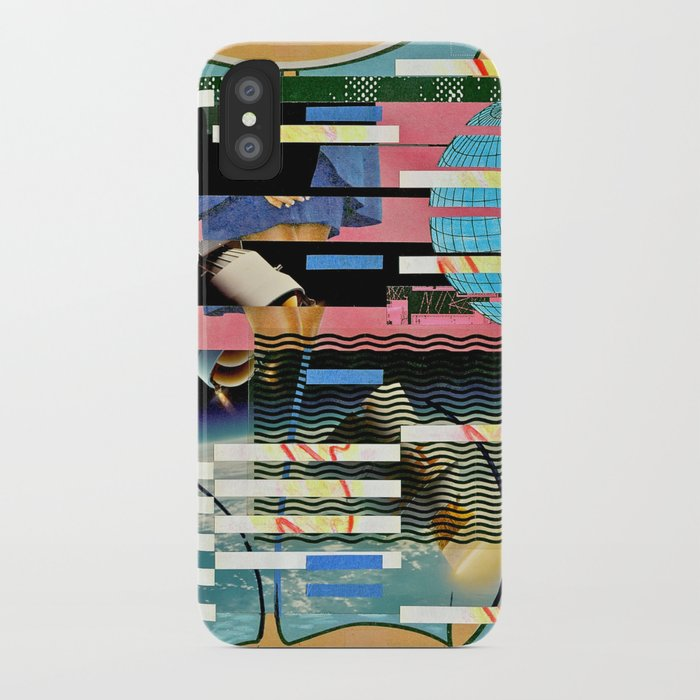 BLUE BALLS (Space is the Place) iPhone Case