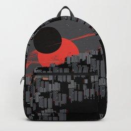 apocalypse city Backpack