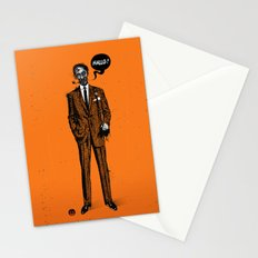 HALLOWEEN ZOMBIES Stationery Cards
