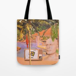 ΔSTRΔL ISLΔND Tote Bag