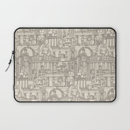 Ancient Greece natural Laptop Sleeve