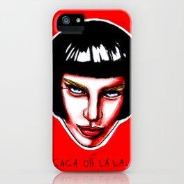 GAGAGA iPhone Case