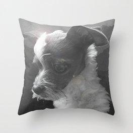 LiAM (billy d. goat) Throw Pillow