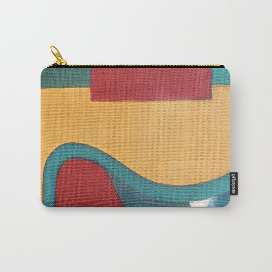 Sandy Path Carry-All Pouch