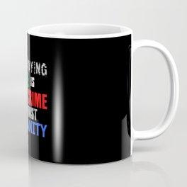 Climate Change Earth Future Planet CO2 Gift Idea Coffee Mug