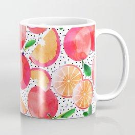 Citrus Love #digitalart #citrus Coffee Mug