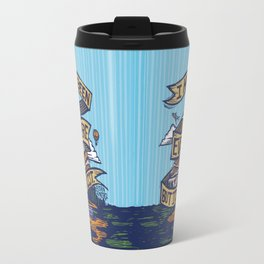 I Haven't Been Everywhere But It's On My List Travel Mug