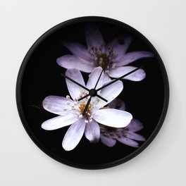 Magic White Wall Clock