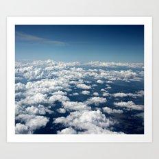 plane view Art Print