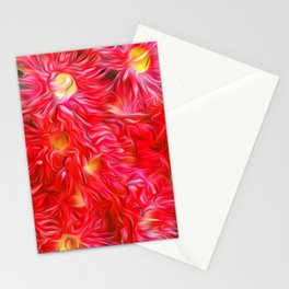 Gum blossoms III Stationery Cards