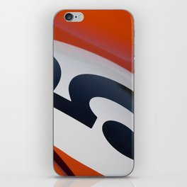 Racer Five iPhone Skin