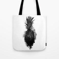 Pineapples BLCK Tote Bag