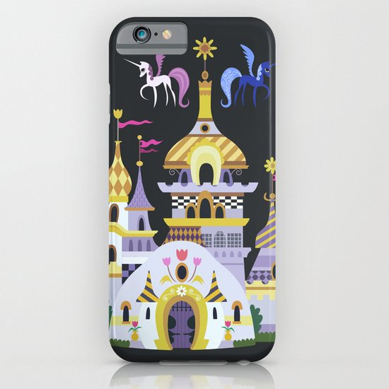 Canterlot iPhone & iPod Case