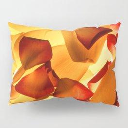 Thrown Petals Pillow Sham