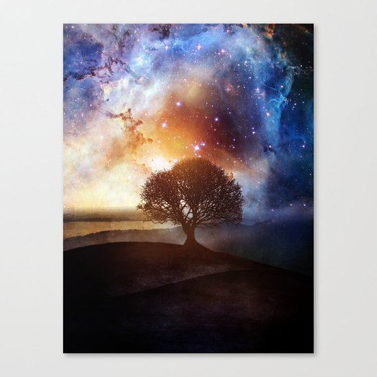 Wish You Were Here (Chapter III) Canvas Print