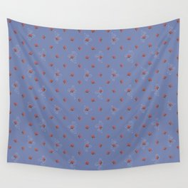Cacti Flowers Wall Tapestry
