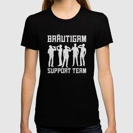 Bachelor Party, Men's Group, Wedding Contest T-shirt