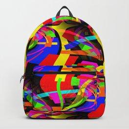 Bent Backpack