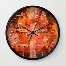 Been There Done That < The NO Series (Brown) Wall Clock