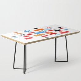 Mid-Century Modern Art 1.3.3 Coffee Table