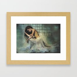 Lacuna Framed Art Print