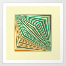 TRANSMISSION (3) Art Print