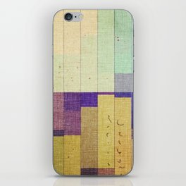 mountains and canyons iPhone Skin